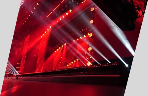 ステージ・舞台設営業務